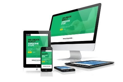 responsive website in multiple devices