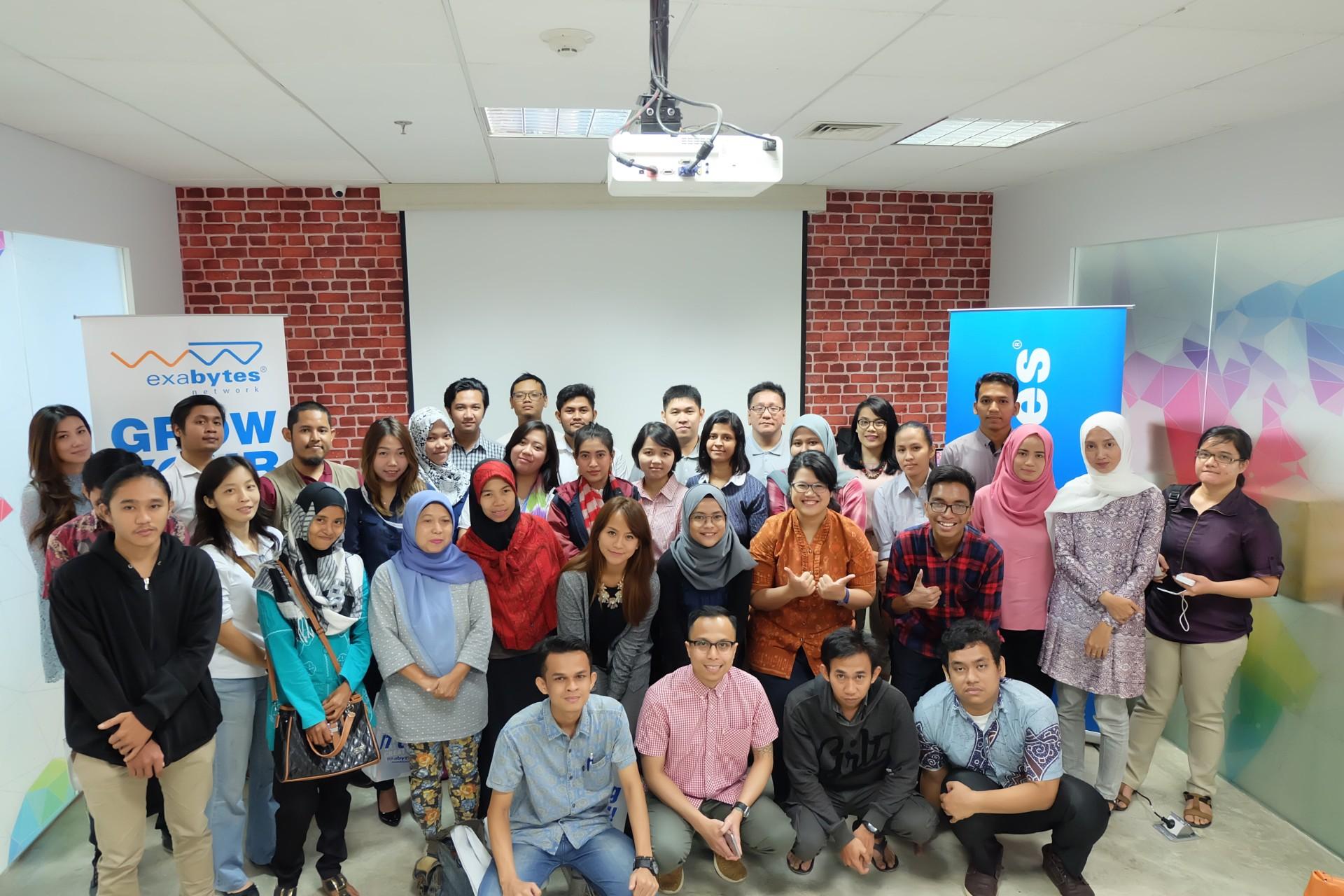 Indonesia Exabytes Digital Day event photo