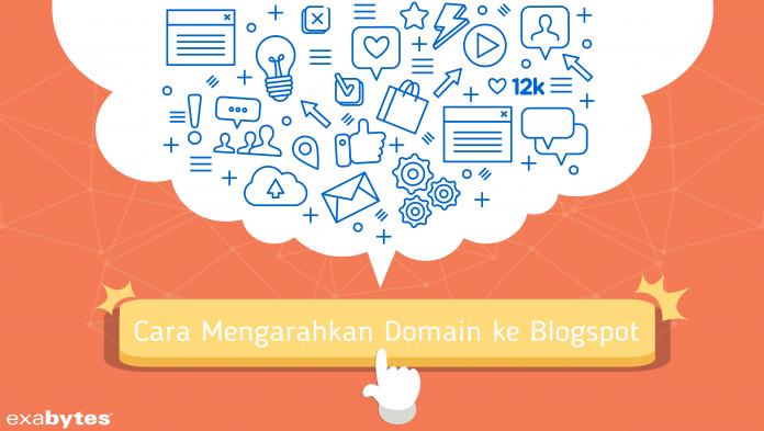 Cara Mengarahkan Domain ke Blogspot