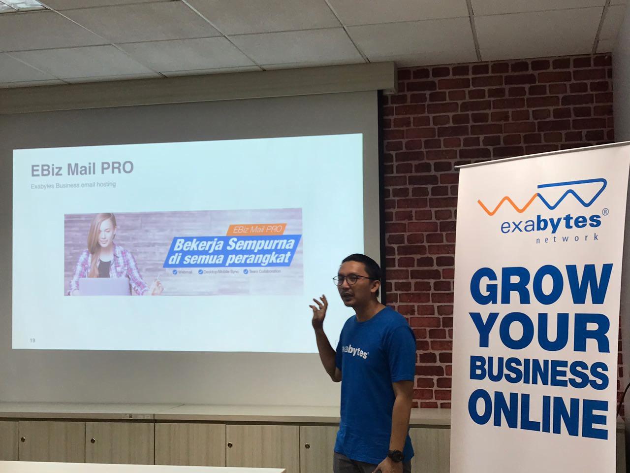 Exabytes Indonesia EBiz Mail Pro