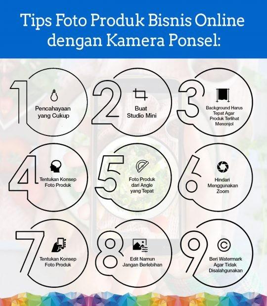 Tips Foto Produk Bisnis Online dengan Kamera Ponsel