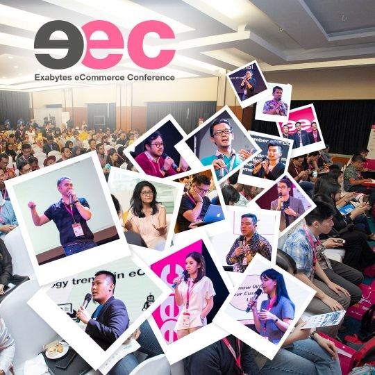 Fun Fact Exabytes eCommerce Conference (EEC) Indonesia 2018