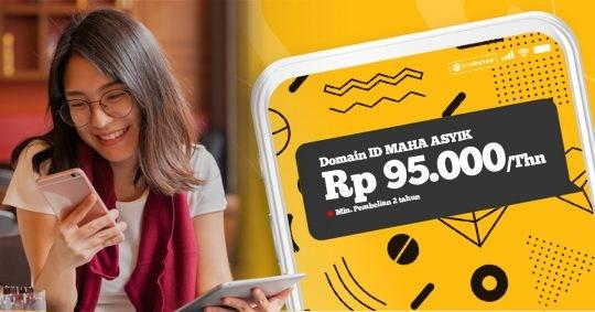 Domain ID Maha Asyik