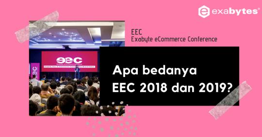 Fun Fact: Apa Bedanya EEC 2018 dan 2019?
