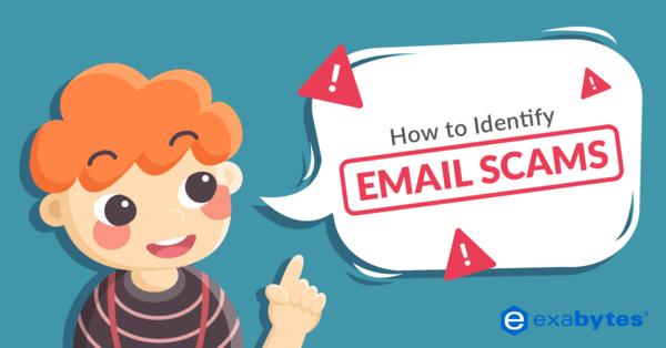 Cara Mengidentifikasi Email Penipuan