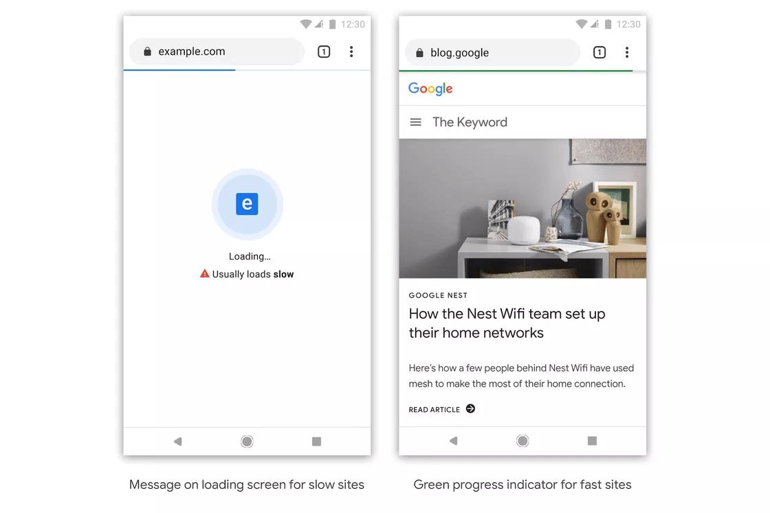 Wow! Google Chrome Akan Tandai Situs-Situs Lamban
