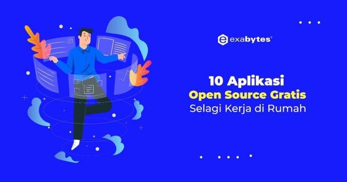 10 Aplikasi Open Source Gratis