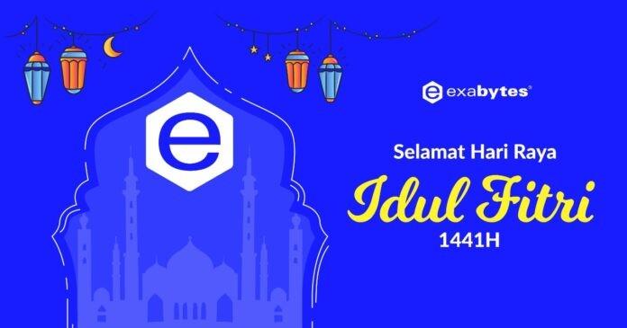 Selamat Idul Fitri 1441H
