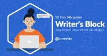 Tips Mengatasi Writer's Block
