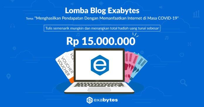 Lomba Blog Exabytes