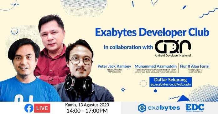 exabytes developer club x adn