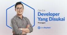 ciri-ciri developer yang disukai pelanggan