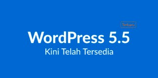 WordPress Versi Terbaru