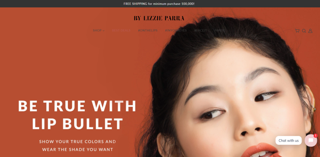 E-Commerce BLP Beauty
