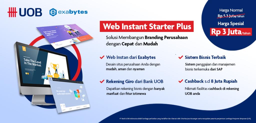 instant website