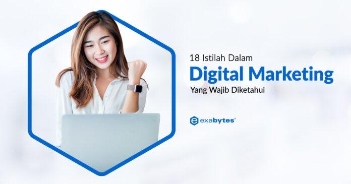 18 istilah digital marketing