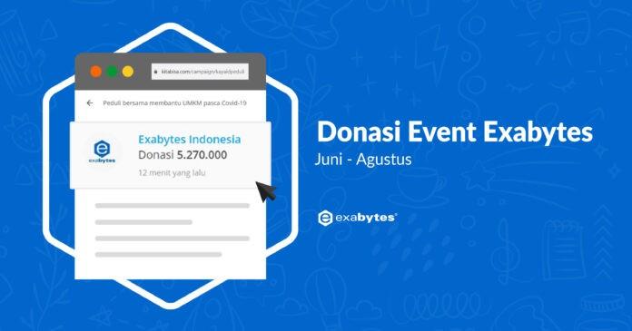 donasi Exabytes