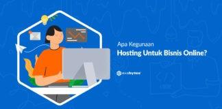apa kegunaan hosting untuk bisnis online?