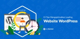 Mengoptimalkan Loading Website WordPress