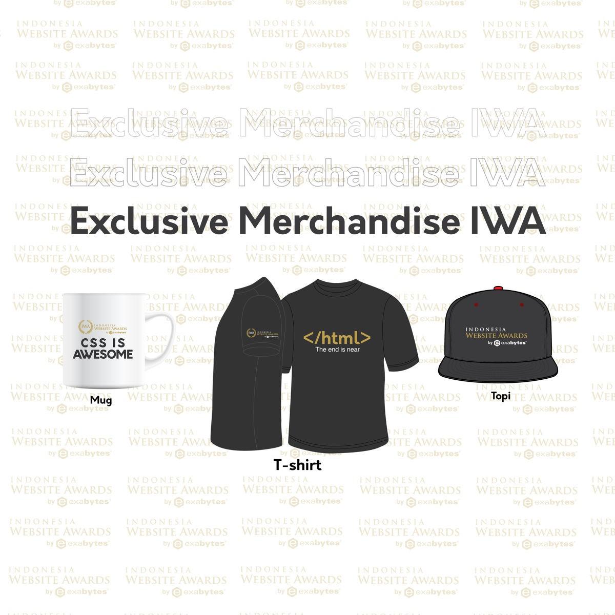 COID Merchandise Exclusive IWA 2019