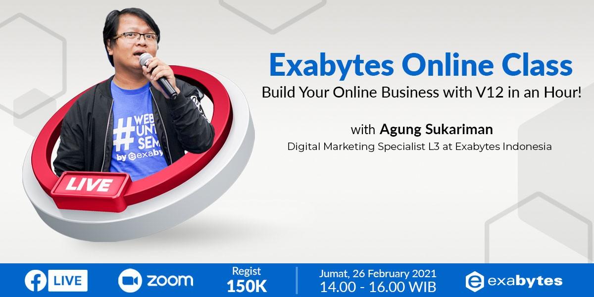 Exabytes Online Class