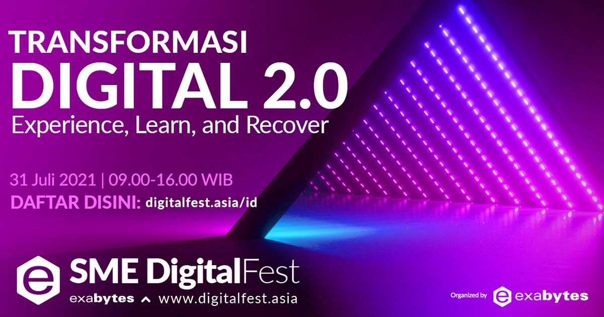 sme digitalfest indonesia 2021