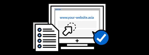 Domain .Asia